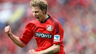Leverkusen delight at return to the big time