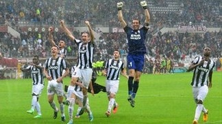 Title in sight as Juventus record derby success