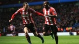 Danny Rose & Adam Johnson (Sunderland AFC)