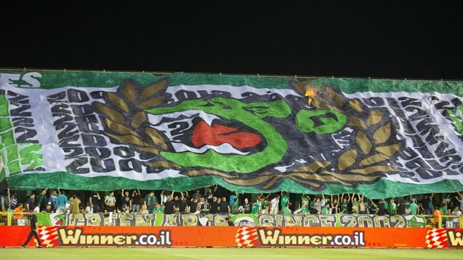 Maccabi Haifa on song as AZ call