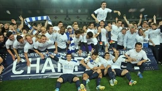 Dinamo Tbilisi on top again in Georgia