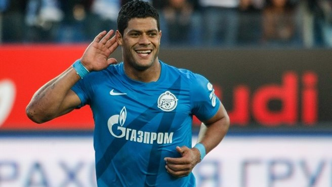 Porto prepare for Hulk homecoming