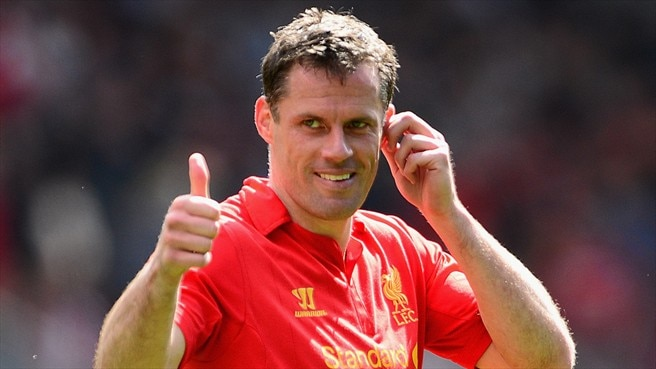 Jamie Carragher (Liverpool FC)