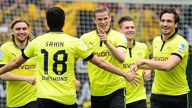Dortmund learning their European lessons
