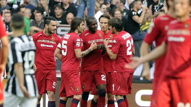 Ibarbo wondergoal spoils Juventus party