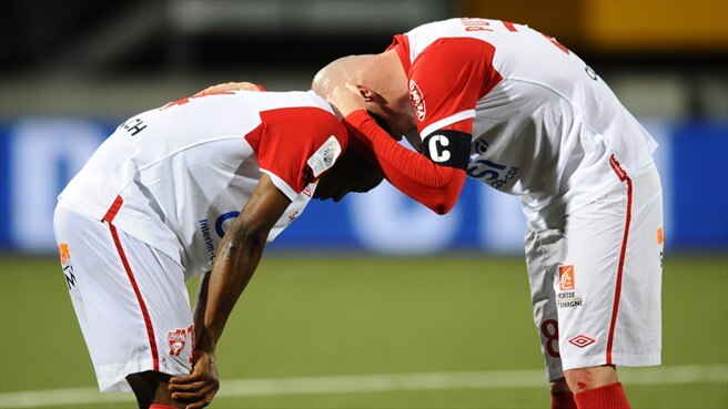 Paul Alo'o Efoulou & Sebastien Puygrenier (AS Nancy-Lorraine)