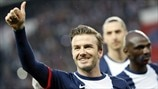 David Beckham (Paris Saint-Germain FC)