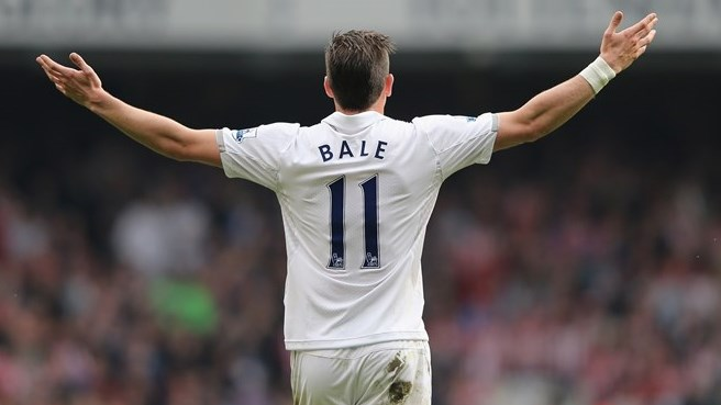 Bale can handle Madrid pressure