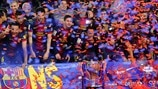Celebrations (FC Barcelona)