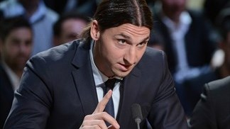Ibrahimović takes Ligue 1 award