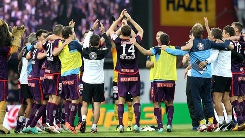 Austria Wien cap 'unbelievable year' with title