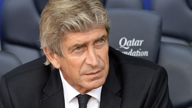 Manchester City appoint Pellegrini