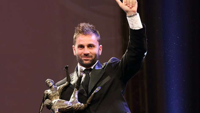 Fenech lands Maltese player of the year award