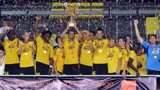 Sheriff beat Tiraspol to clinch fifth Super Cup