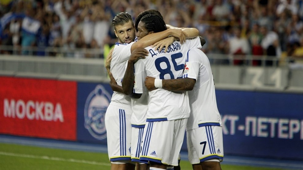 Dynamo first for wily Genk - UEFA com