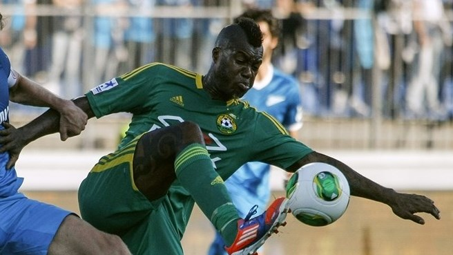 Cissé helps to turbo-charge Kuban