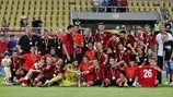 Celebration (FK Vardar)
