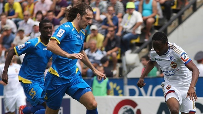 Revived Rostov dreaming of Europe
