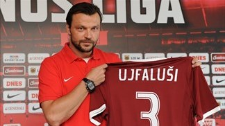 Sparta's Ujfaluši bows out