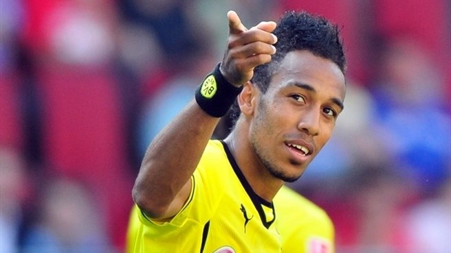 Aubameyang reflects on 'great day' for Dortmund