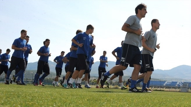 Budućnost Podgorica look to start from scratch