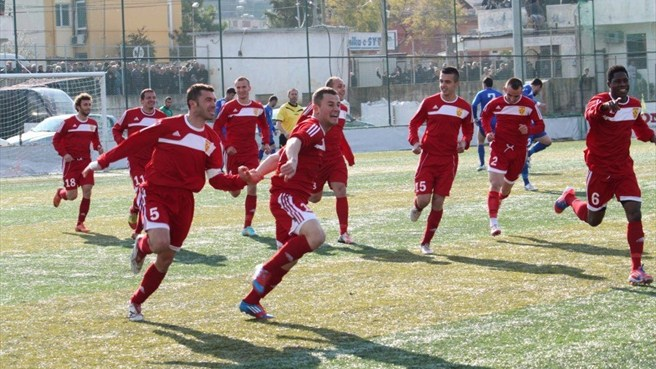 Partizani back in Albanian Super League 'to stay'