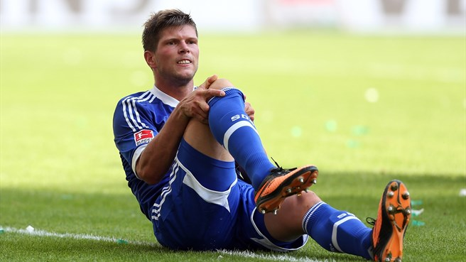 Huntelaar blow for Schalke