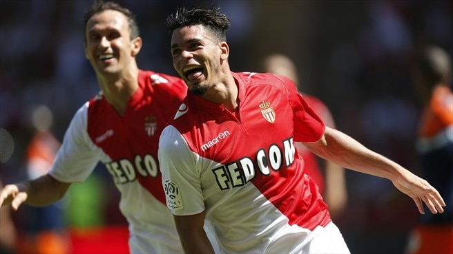 Monaco's Rivière 'feels wonderful' after hat-trick