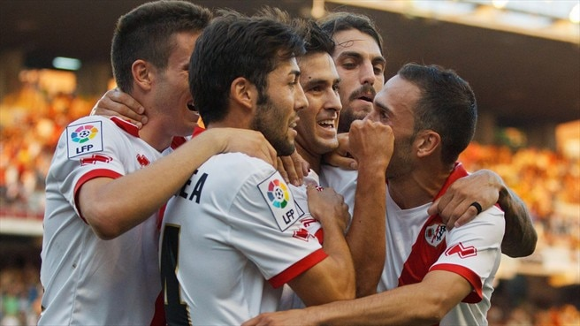 Villarreal's happy return as Rayo beat Elche