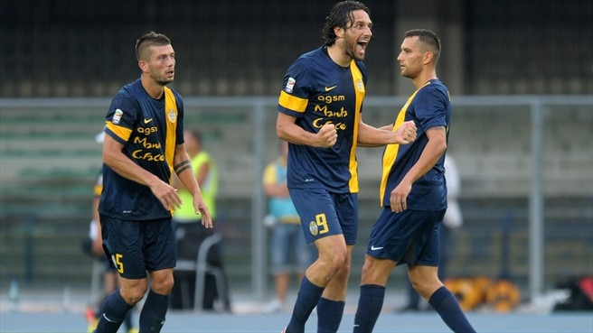 Youthful Toni ensures Verona victory against Milan