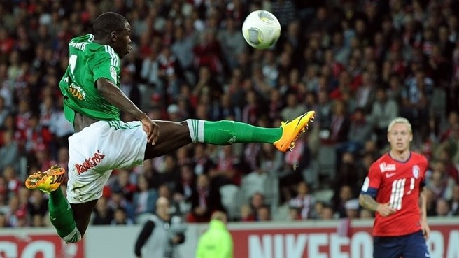 Chelsea seal deal for St-Étienne defender Zouma