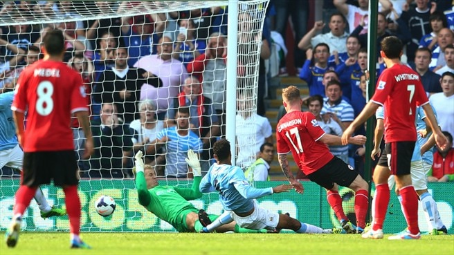 Cardiff flying high after City scalp