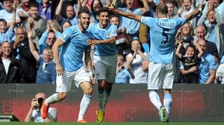 Super sub Negredo helps City overcome Hull