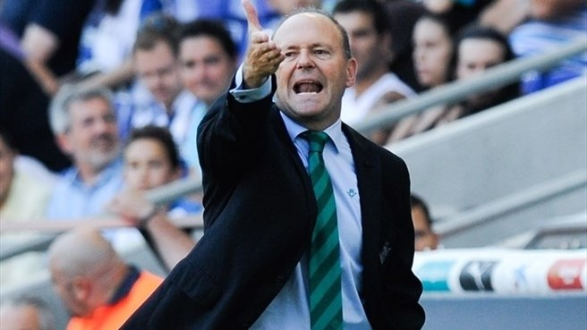 Mel gives Real Betis mission statement