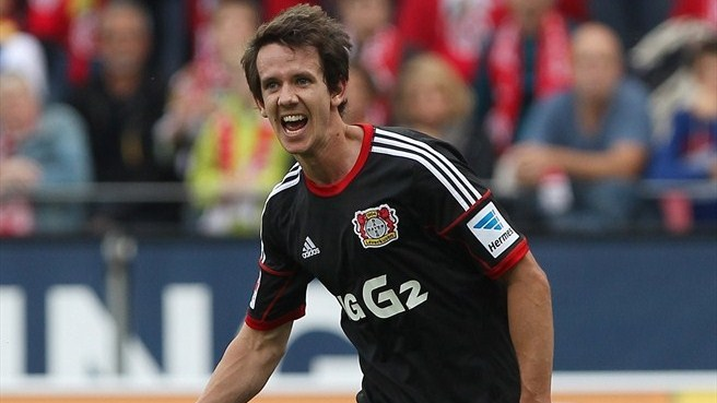 Leverkusen's Kruse out for rest of season