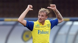 Chievo surprise Udinese to record first win