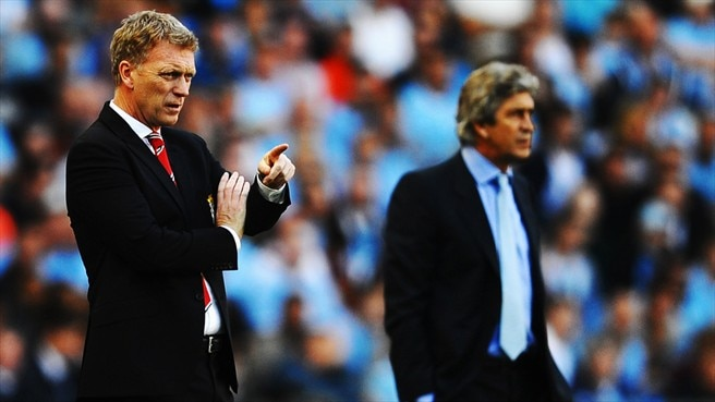 Pellegrini takes spoils on Manchester derby bow