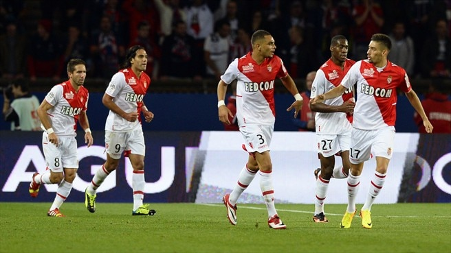 Stars shine in PSG-Monaco draw
