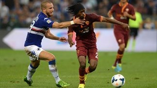 Roma go clear as Napoli held at home