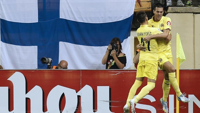 Villarreal remain unbeaten with Espanyol scalp