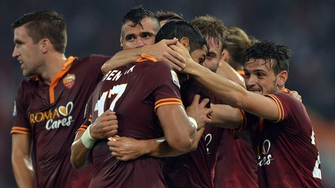 Roma rampant against Bologna, Juve edge derby