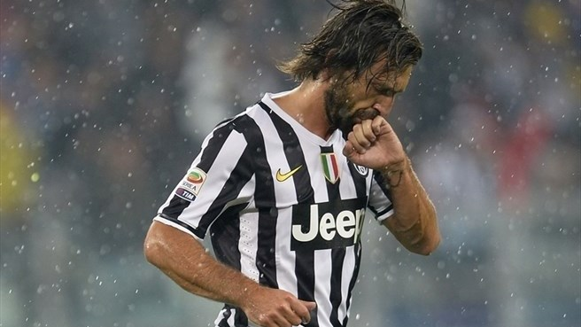 Pirlo voted Serie A's finest as Juve lead awards