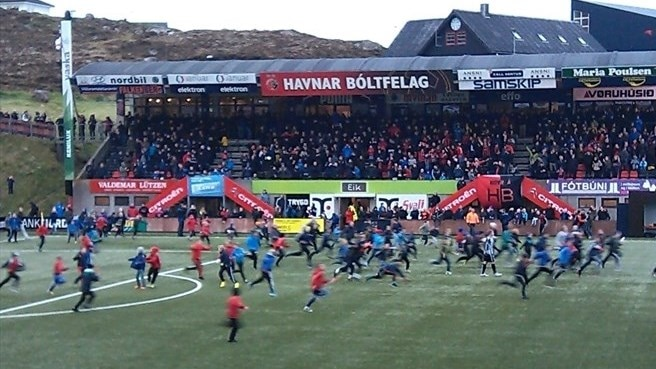 HB clinch 22nd Faroese championship