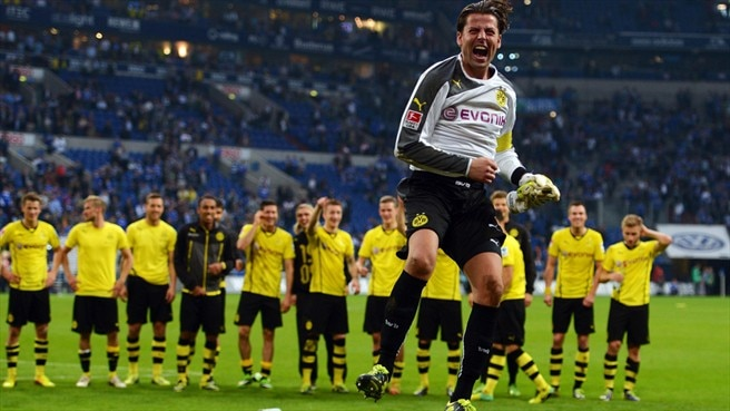 Dortmund on a high after 'perfect week'