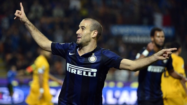 Inter vanquish Verona to get back on track