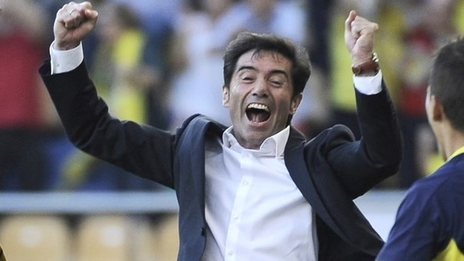 'Future prospects' excite Villarreal's Marcelino