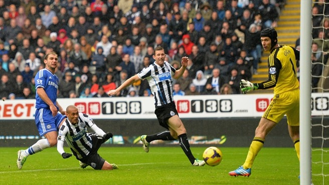 Yoan Gouffran (Newcastle United FC)