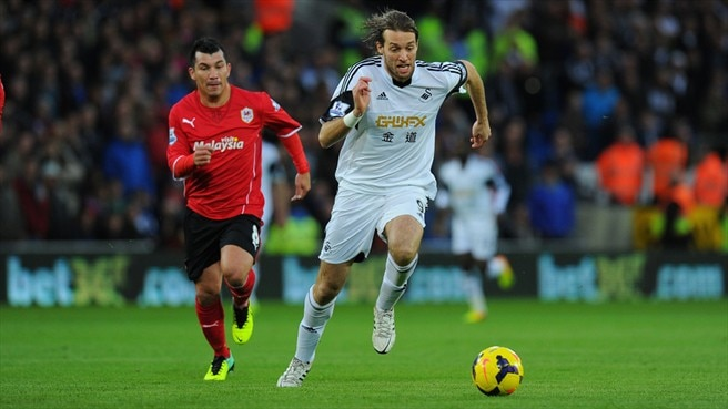 Swansea without Michu for 'three to four weeks'