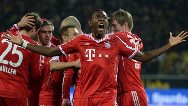 Delighted Alaba extends Bayern stay