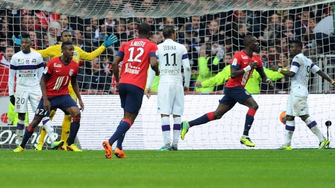 Wins for high-flying LOSC and Monaco
